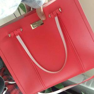 Katespade Pink satchel